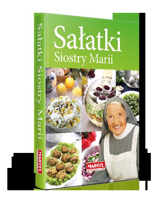 Sałatki Siostra MARIA | Przepisy-Siostry-Marii