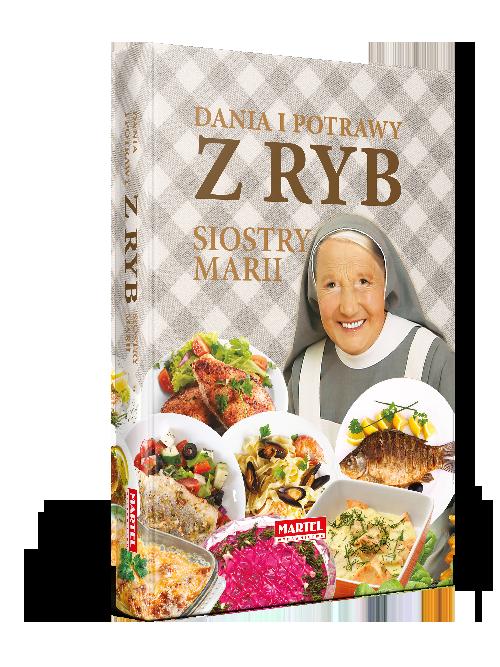 Dania i potrawy z ryb Siostra MARIA | Przepisy-Siostry-Marii